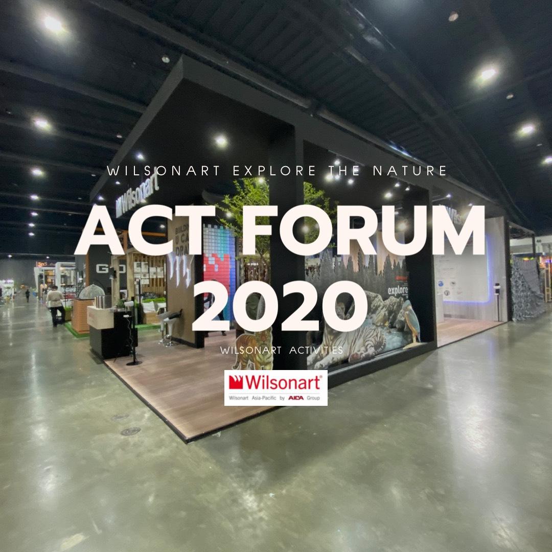 ACT FORUM 2020