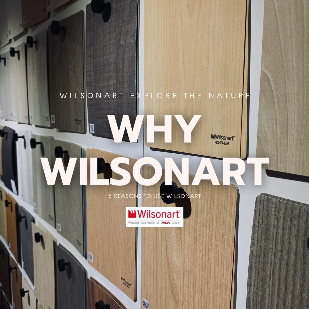 Why Wilsonart HPL